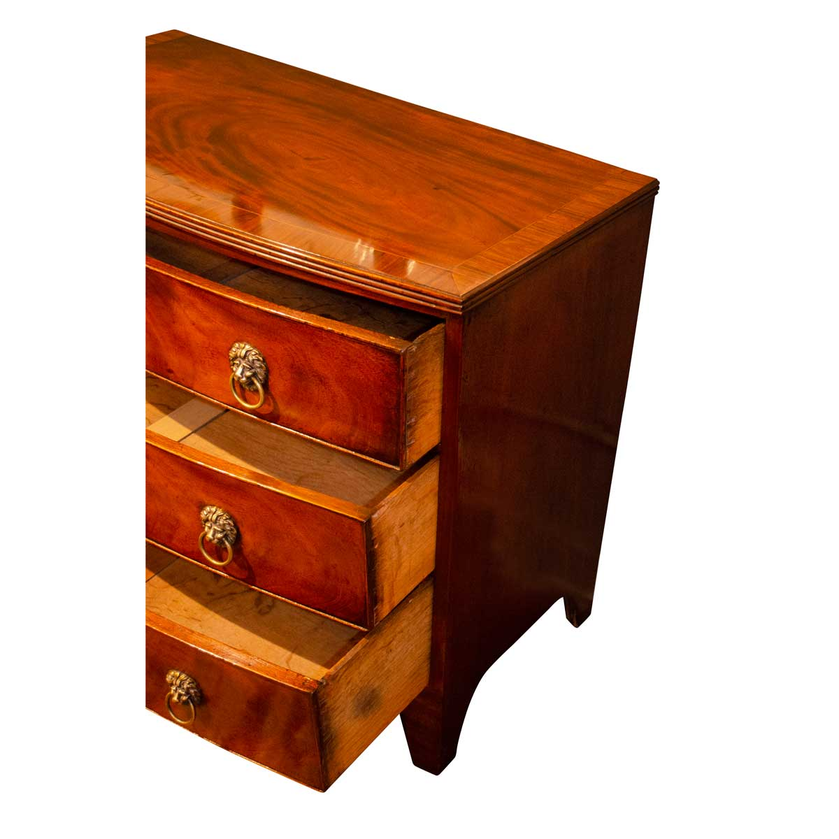 19th Century Regency Chest of Drawers