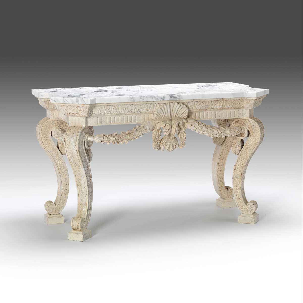An English George II Style Side Table