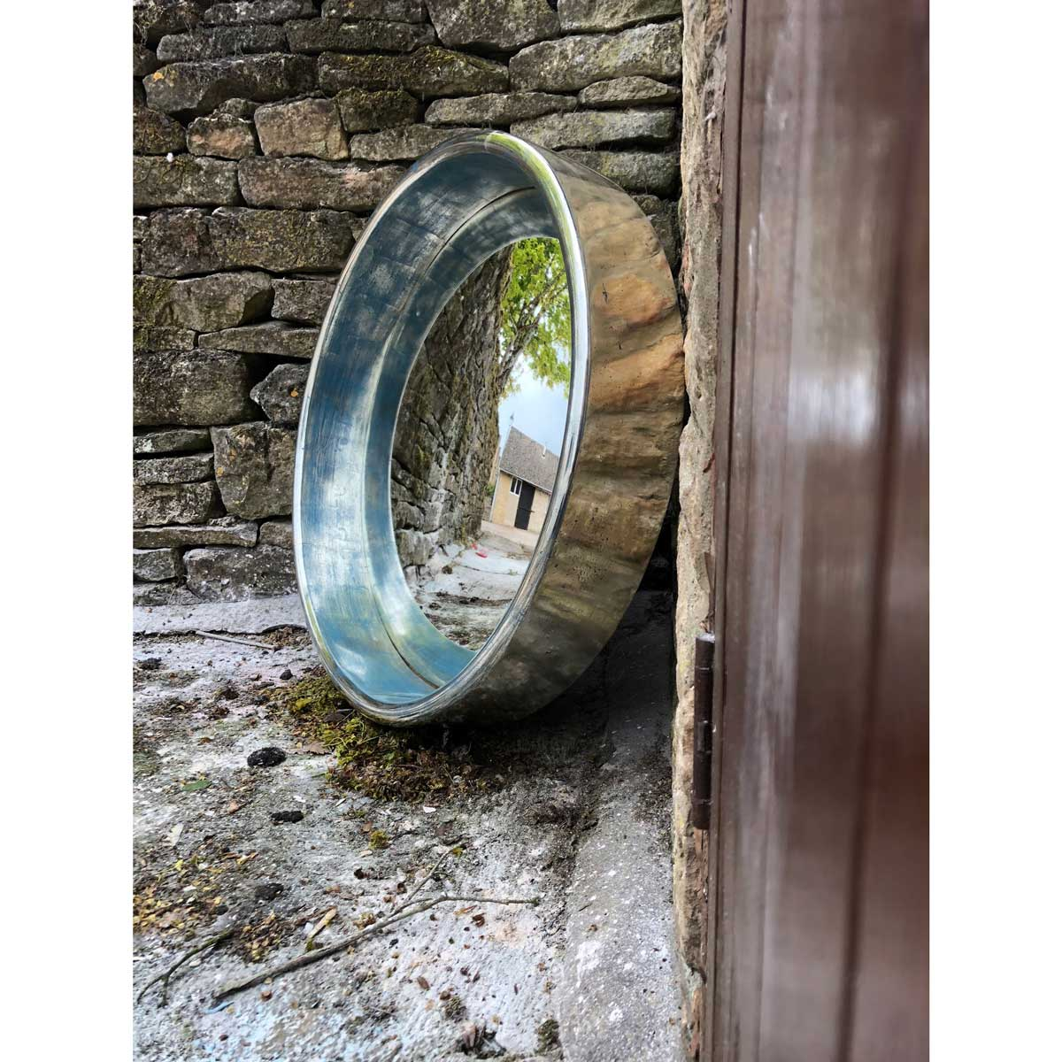 Bespoke Made Convex Mirror